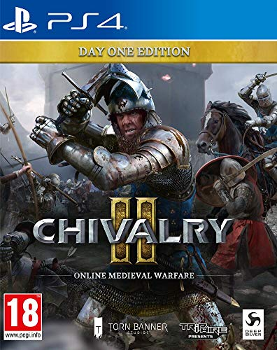 Chivalry 2 Day One Edition - Day-One - PlayStation 4