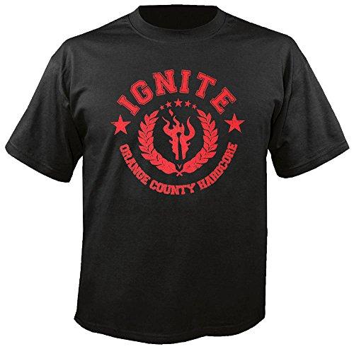 Ignite - College - T-Shirt Größe L