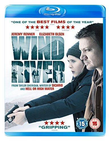 Wind River [Reino Unido] [Blu-ray]