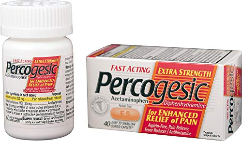 Percogesic Percogesic Fast Acting Extra Strength...