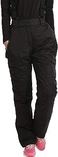 DoMyfit Winter Ski Pant Women Snow Pants Waterproof Ski Trousers Women Winter Ski Trousers Female Snowboard Pants