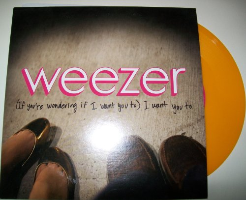 If You're Wondering If I Want You To (I Want You To) B/w I Woke up in Love This Morning (Yellow Vinyl 7 inch single)