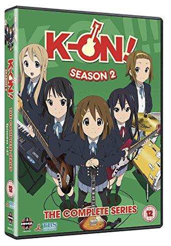 K-on Season 2 Complete Collection [Edizione: Regno Unito] [Import]