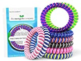 Best Insect Repellents - The Mosquito Company, Mosquito Repellent Bracelet, 10 insect Review