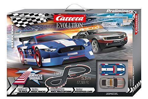 Carrera Evolution- Circuito Evolution (Stadlbauer 20025236)