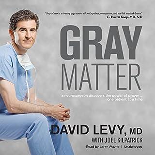 Gray Matter audiobook cover art