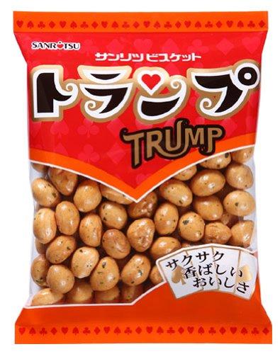 三立製菓 トランプ 105g×10袋