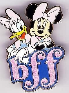 Disney Pin Minnie and Daisy bff