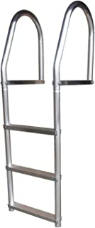 Dock Edge ECO Weld Free Fixed Dock Ladder