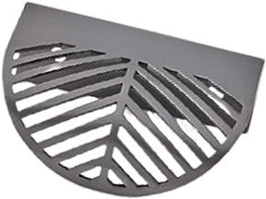 GAXQFEI Eenvoud Verborgen Niture Handvat, Messing Metal Sector Handvat Trekken, Blad textuur Onzichtbare Kast Lade Handva...