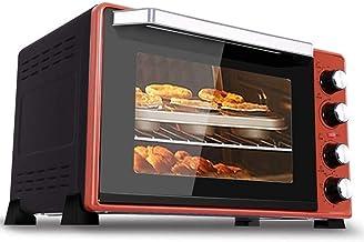 Machine à pain Mini four électrique 45L avec double plaque chauffante, fonctions de cuisson multiples et gril, contr?le de...