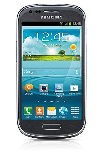 Samsung Korea Galaxy S3 Mini I8200 8GB Value Edition Unlocked GSM Phone - Retail Packaging - Grey