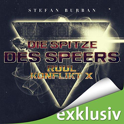 Die Spitze des Speers audiobook cover art
