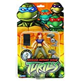 Teenage Mutant Ninja Turtle Figure - April O'neil