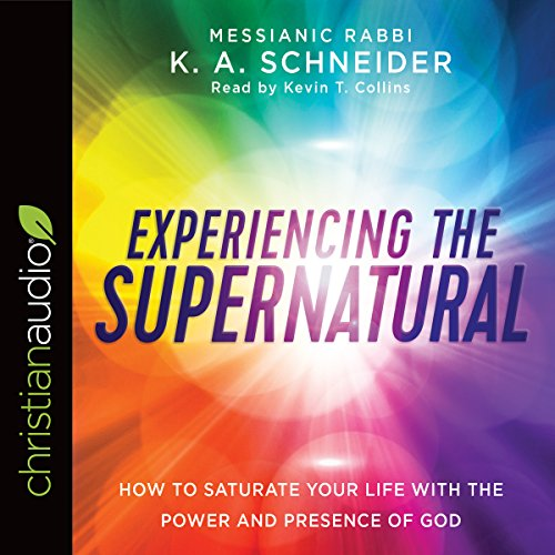 Experiencing the Supernatural audiobook cover art