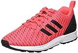 Adidas ZX Flux, Zapatillas Bajas para Mujer, Shored/Cblack, 41 1/3 EU