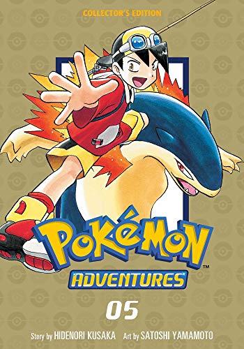 Pokémon Adventures Collector's Edition, Vol. 5 (5)
