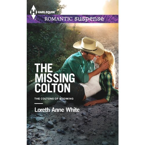 The Missing Colton audiobook cover art