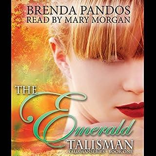 The Emerald Talisman audiobook cover art