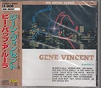 ジーン・ヴィンセント/ビー・バップ・ア・ルーラ EX3036