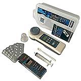 Comprobador de agua electrónico - Edición especial 13 en 1 Pool Lab - 1.0 Electrónico Pool Water Tester - Fotómetro para Whirlpool - Muy fácil de...
