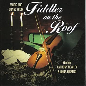 Music & Songs From Fiddler On The Roof