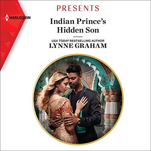 Indian Prince's Hidden Son cover art
