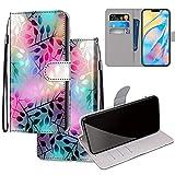 Huawei Y7 Prime/Enjoy 7 Plus Coque, Gift_Source [Motif 03] Portefeuille Etui en Cuir PU Housse Folio...