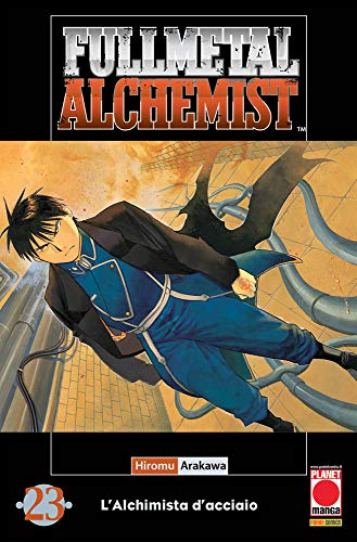 Fullmetal alchemist. L'alchimista d'acciaio: 23