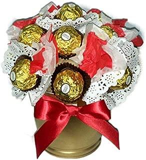Little Ferrero Rocher Candy Bouquet