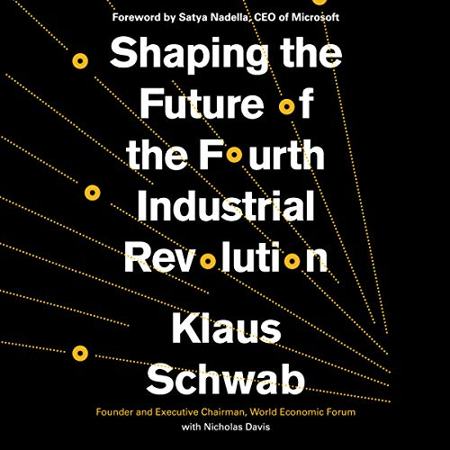 Page de couverture de Shaping the Future of the Fourth Industrial Revolution