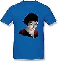 TBTJ Amelie Poulain T Shirt For Men