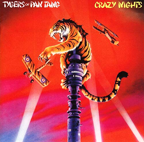 Tygers Of Pan Tang: Tygers Of Pan Tang - Crazy Nights (Audio CD)