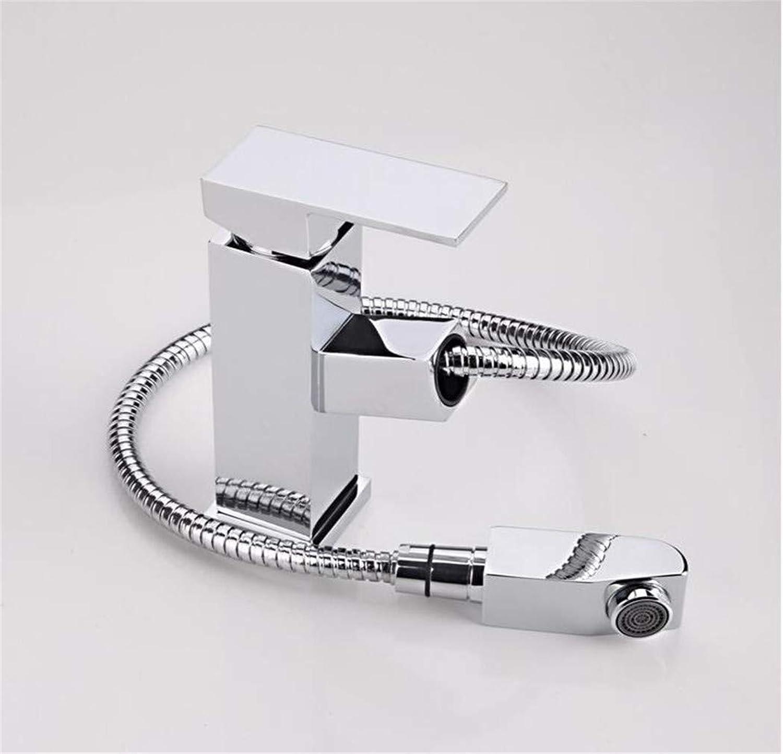 Taps Mixer?Swivel?Faucet Sink ?Drawing Tap Special Tap Art Basin Tap Dual-Purpose Tap