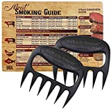 BBQ Butler Bear Paws Meat Shredders Meat Smoking Guide Magnet
