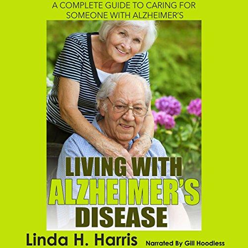 Living with Alzheimer's Disease cover art