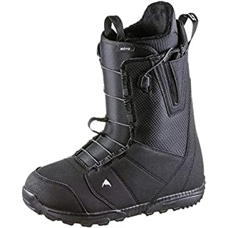 Burton Moto Black Snowboard Botas, Negro, 41 (B07B8VMKYQ) | Amazon price tracker / tracking, Amazon price history charts, Amazon price watches, Amazon price drop alerts