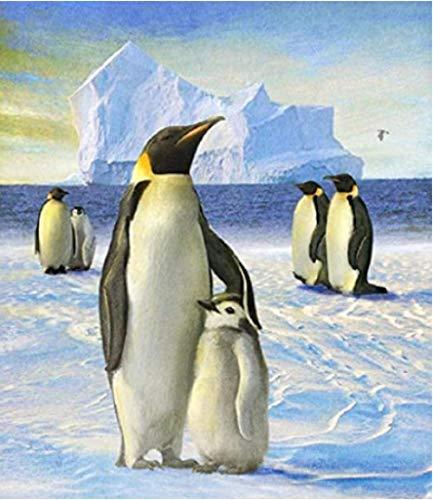 LDYLZH Puzzle Puzzle 1000 Teile Holzfigur Pinguin Erwachsene Kinder Lernspielzeug 70cmx50cm