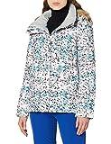 Roxy Jet Ski - Chaqueta Para Nieve Para Mujer Chaqueta Para Nieve, Mujer, bright white izi, XS