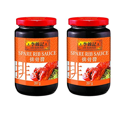 Lee Kum Kee Spare Rib Sauce (2 Pack, Total of 28oz)