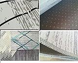 Zoom IMG-1 hxjhwb tappeto salotto moderno astratto