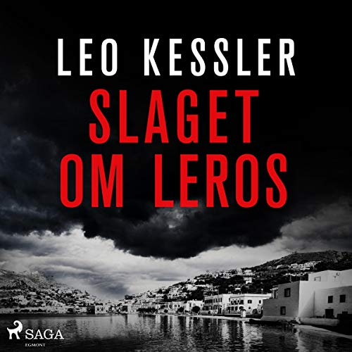 Slaget om Leros cover art