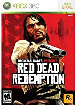 New Take-Two Red Dead Redemption Action/Adventure Game Xbox 360 Excellent Performance Modern Design