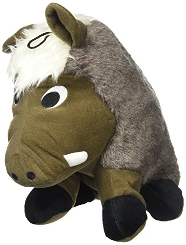 Great China Colossal Warthog Plush Dog Toy, 14'