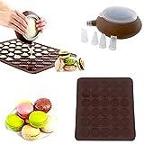 CESHUMD Macarons Backmatte Form für...