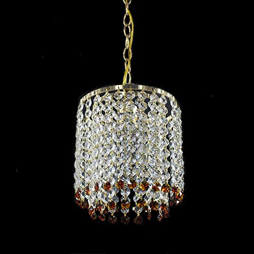 W.Z.H.H.H Lámpara Colgante Lámpara Colgante Europea Accesorios E27 LED Colgante Luminoso de la Vendimia for el Dormitorio Sala de Estar Restaurante Candelabro
