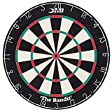 DMI Sports Bandit Staple-Free Bristle Dartboard with Reduced...