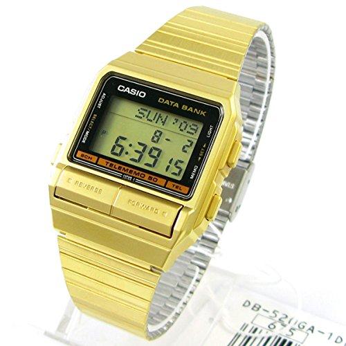 Casio - Herren -Armbanduhr- DB-520GA-1D