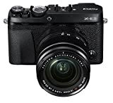 Fujifilm X-E3 Mirrorless Digital Camera w/XF18-55mm Lens Kit - Black