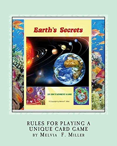 Earth's Secrets: Rules for Playing a Unique Card Game